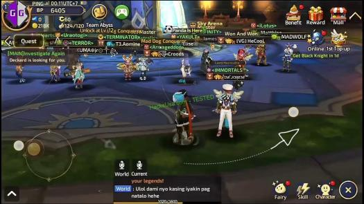 Dragon Nest Hack Unlimited Gold Server Selection Feature