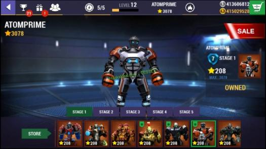 Real Steel Boxing Champions hack android (unlimited money) - YouTube