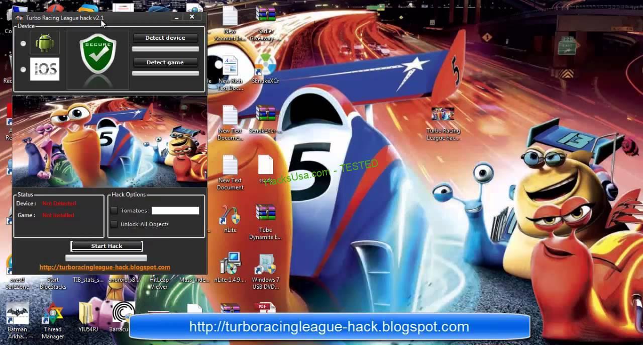 Turbo Racing League hack v2.1 UPDATE NOVEMBER 2013 - YouTube