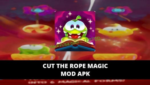Cut the Rope Magic Featured Cover
