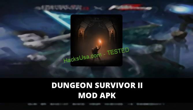 Dungeon Survivor II Featured Cover