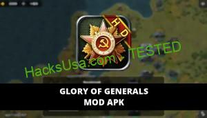 Glory of Generals Featured Cover