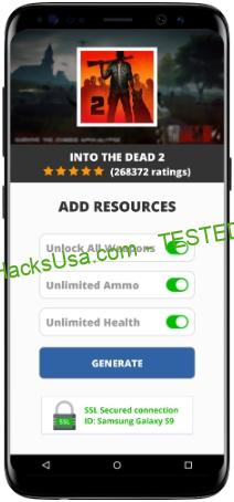 Into The Dead 2 MOD APK Unlock All Weapons Unlimited Ammo Health
