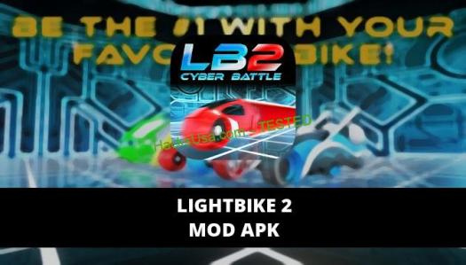 LightBike 2 Featured Cover