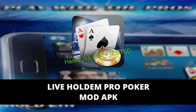Live Holdem Pro Poker Featured Cover