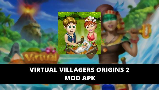 Virtual Villagers Origins 2 Featured Cover
