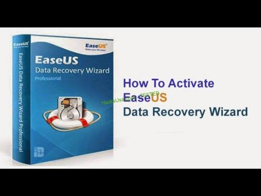EaseUS Data Recovery Key & License Code