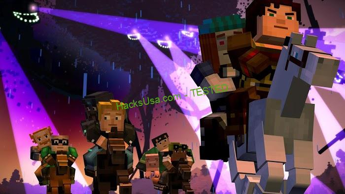 Minecraft: Story Mode (MOD, Unlocked All) 2