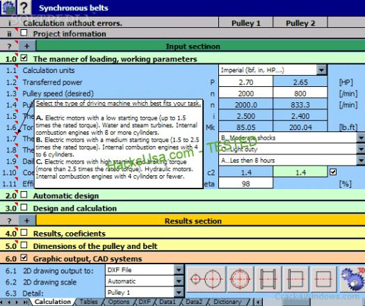 MITCalc 1.73 Crack + Serial Key Updated