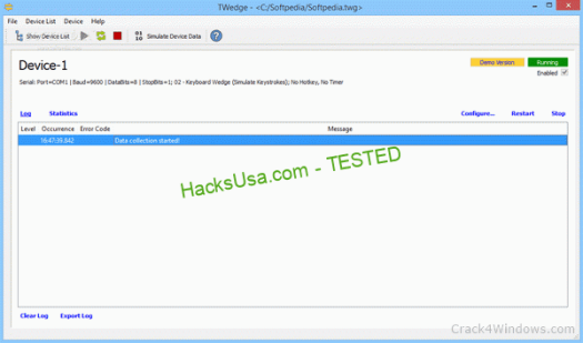 TWedge 3.5.2 Crack + Serial Number