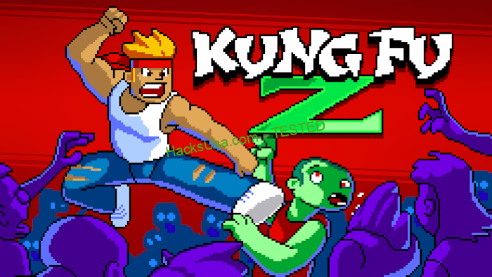 Kung Fu Z (MOD, Money/Diamond)