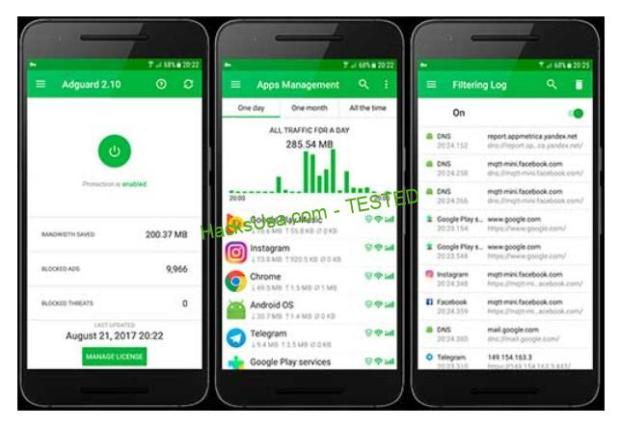 Adguard 4.0.48 (Full Premium) (Nightly) Apk + Mod for Android