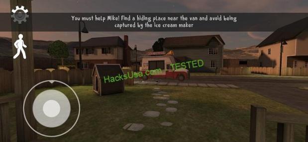 Ice Scream 3 Mod (Invincible) APK