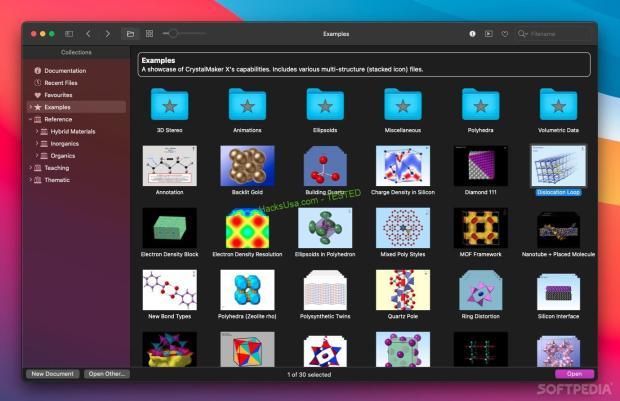 CrystalMaker for Mac cracked 2