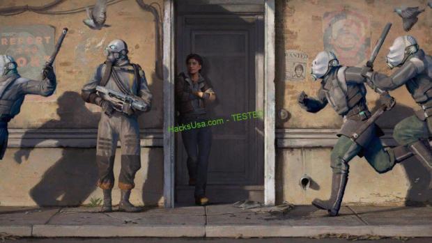 Half-Life Alyx download wallpaper
