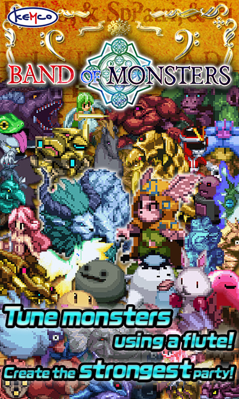 RPG Band of Monsters