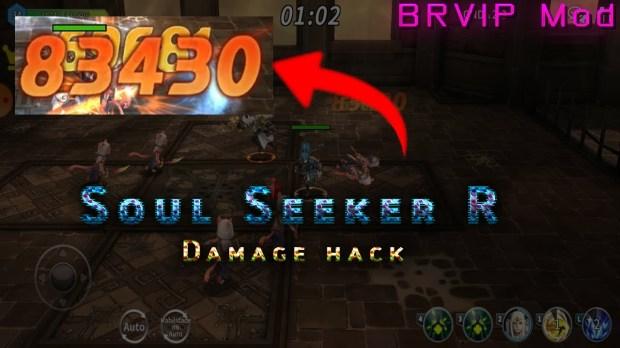 Soul Seeker R VIP MOD | x5 Attack Damage | Weak Monsters | Insta: @brvipmod - YouTube