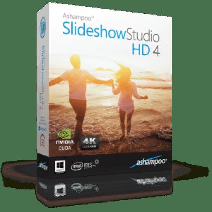 Ashampoo Slideshow Studio Crack