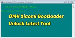 OMH Xiaomi Bootloader Unlock