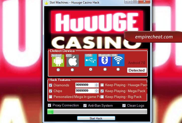 Huuuge Casino Slots Game Online Generator Hack Cheat