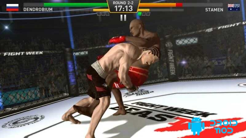 Fighting Star (MOD: Hack) - apk free download on android
