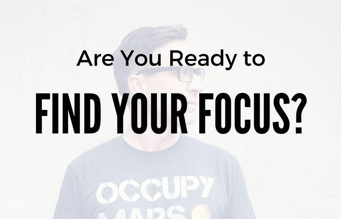 ARE YOU READY TO TAKE CONTROL OF YOUR LIFE?