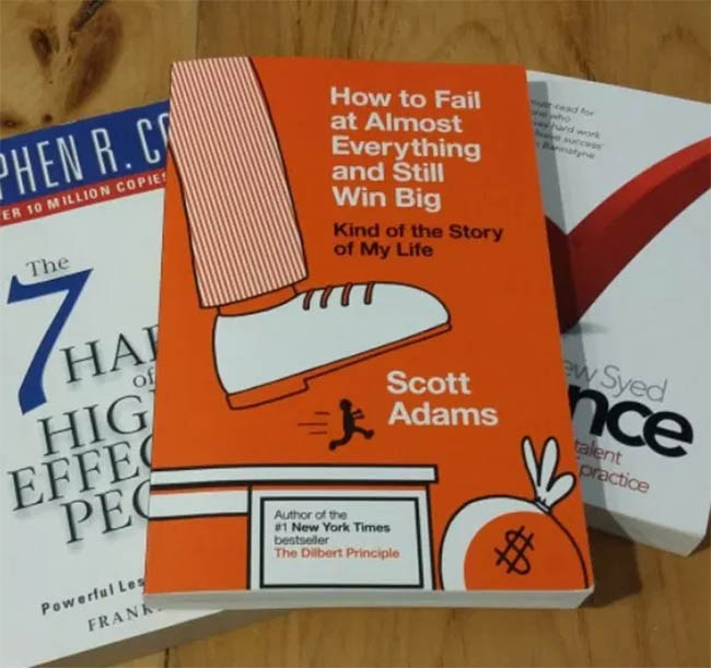 How to Fail at Almost Everything and Still Win Big - Kind of the Story of My Life by Scott Adams
