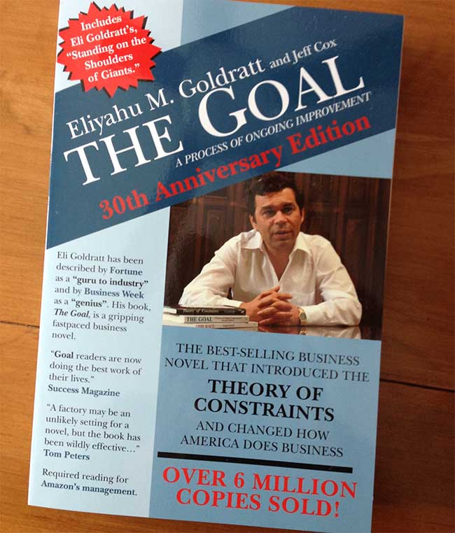 The Goal - A Process of Ongoing Improvement