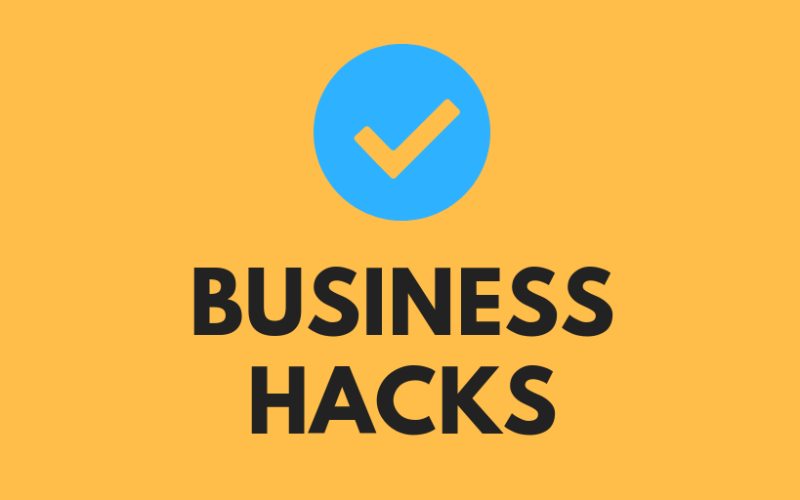 Business Hacks: 21 Simple and Effective Mindset Hacks for Entrepreneurs