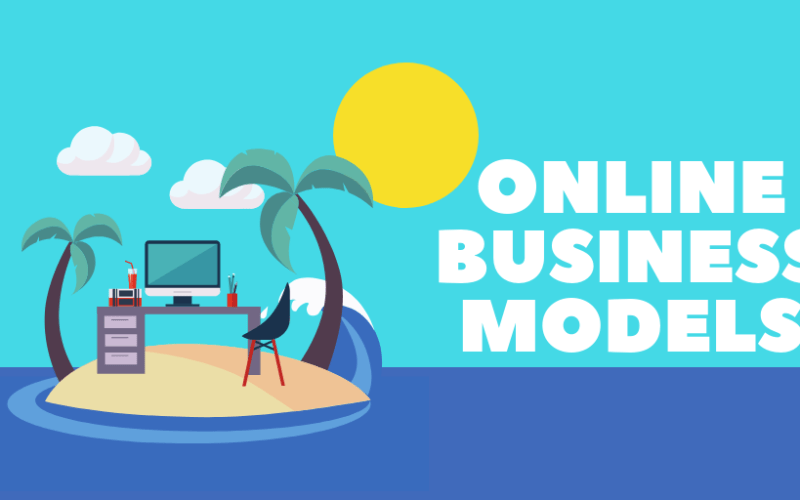 6 Online Business Models (and Proven Ways to Get Customers)