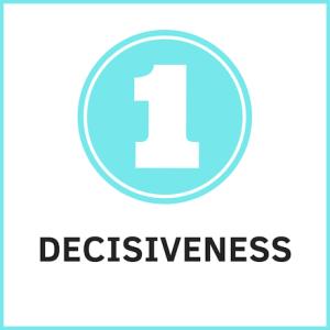 Entrepreneurial Mindset Characteristic_ Decisive