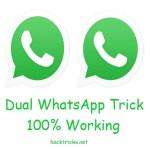 Dual WhatsApp: Use Two WhatsApp in One Phone (2021 Tricks)
