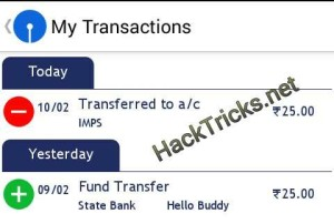 state bank buddy transfer proof