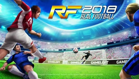 Download Real Football 2018 Java