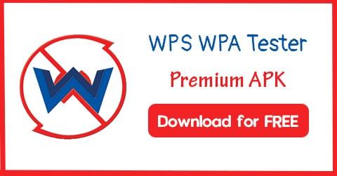 WPS WPA Tester Premium APK descarga gratuita