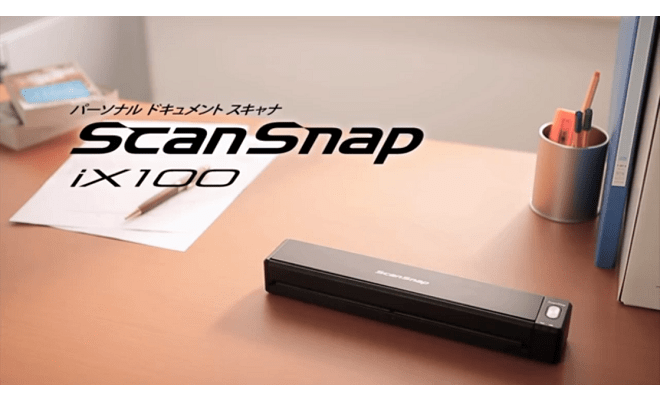 scansnap スキャナー