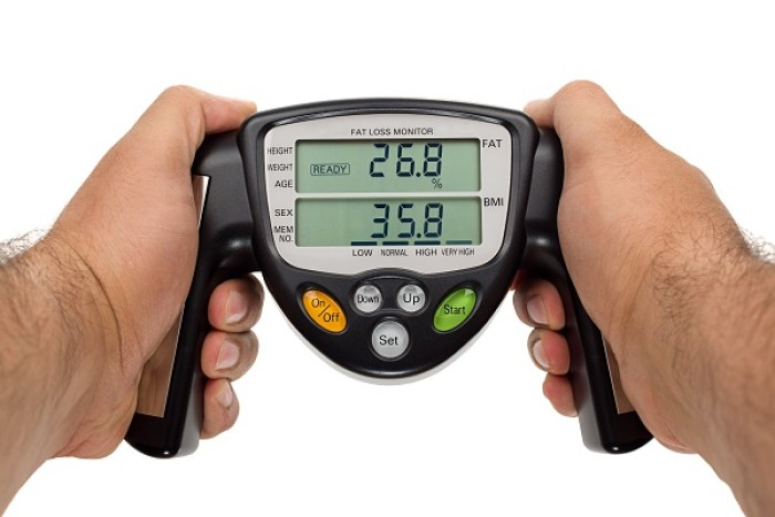 Measure Body Fat Electronically