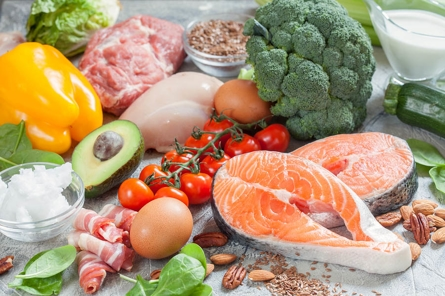 Diets for fatty liver
