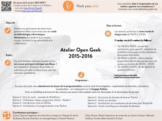 OpenGeek-HYPhD