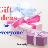 Gift ideas for Mom, Dad, Siblings, Partner, Friends and Families