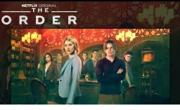 The Order on Netflix