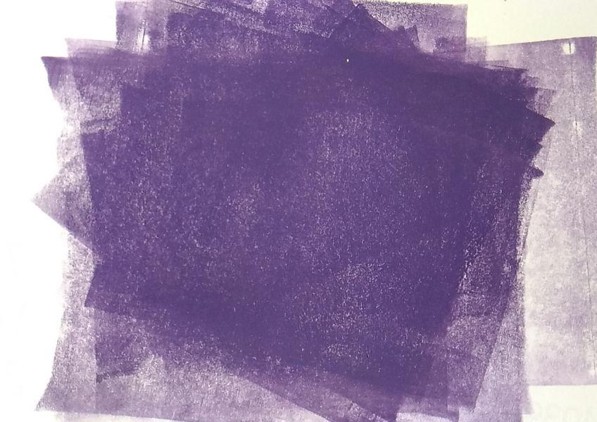 パープルインキpurple ink