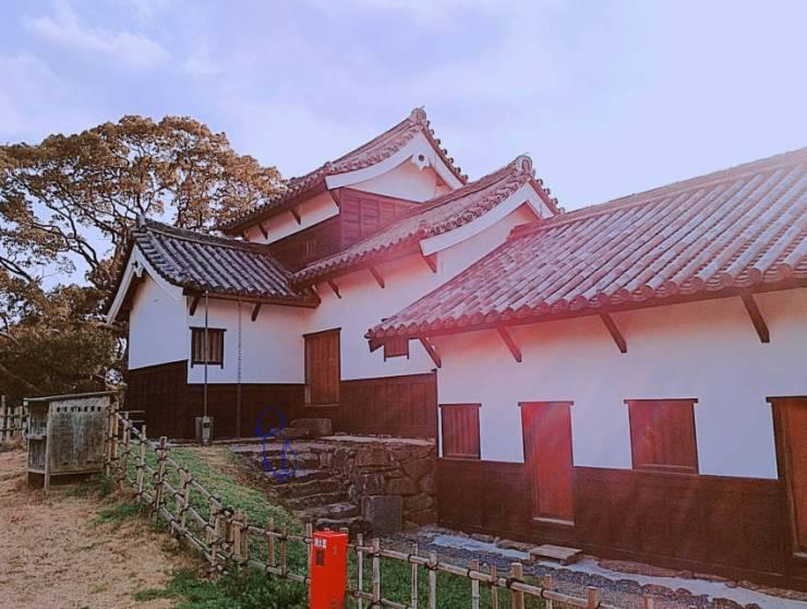 福岡城 多聞櫓
