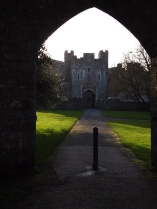 Castell Sain Dunwyd (Coleg yr Iwerydd)