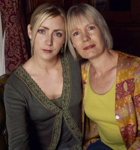 LAURA HOWARD AND JANE WYMARK