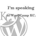 KC WordPress speaker