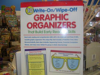 Scholastic's Big Book of Graphic Organizers