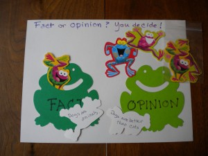 frog classroom center