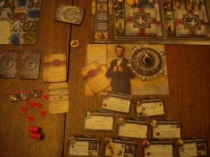 America in Civilization the board game
