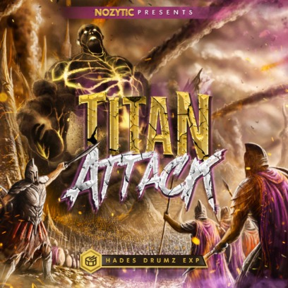 Titan Attack [Hades Drumz EXP]